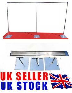 Economy Cheap Telescopic Wedding Backdrop Stands for Sale (6Mx3M) or (3Mx3M)