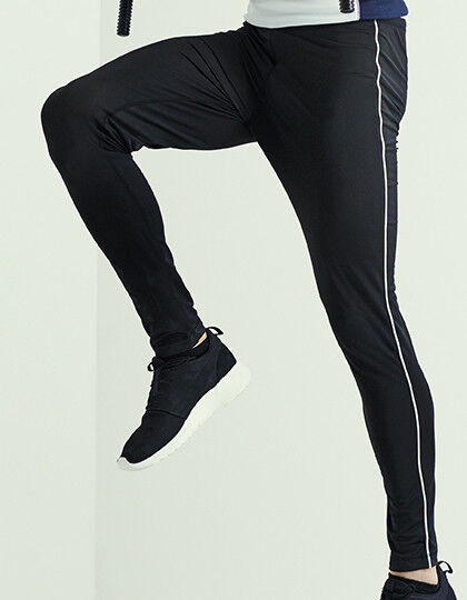 Regatta Activewear Herren Joga Fitness Leggings Stretch Fit Sport Pant Sporthose