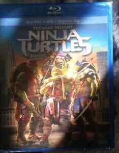 Ninja Turtles  (2014) - Blu-ray, DVD, Digital HD - unopened
