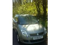 Suzuki Swift 1.3. 08reg. FINAL REDUCTION