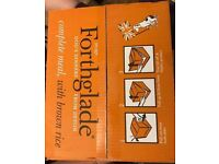 Unopened box of forthglade (18) complete ocean fish with brown rice and veg for adult dogs