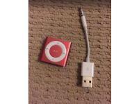 iPod Shuffle Red 2Gb
