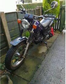 Yamaha tw 125 2004 (offers)