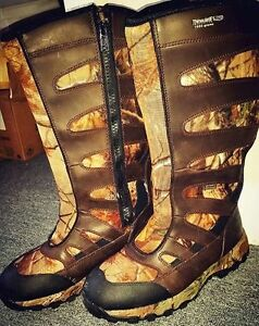 WOMENS HUNTING AND ICE FISHING BOOTS