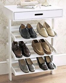 Ex display shoe storage unit