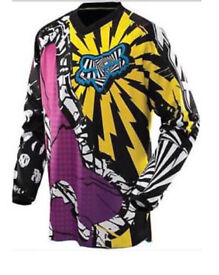 Fox motocross riding gear to fit S-M