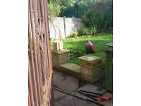 GARDENING, FENCING, DECKING, DRIVEWAYS, PAVING, FLAGGING, TREE SURGERY, GARDEN CLEARANCE