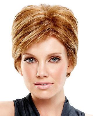 Ann Wig (Anne Smart Lace Front Monotop Heat Ok Renau Wig You Pick Color $ back)