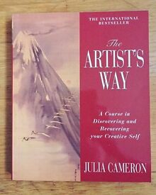 The Artists Way Brand New Book