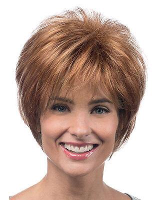 Carina Estetica Sythetic Short Hair Wig for Women U CHOOSE COLOR&MAKE BEST