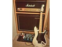 Guitar Amp: Marshall JMD:1 + Harley Benton 2x12