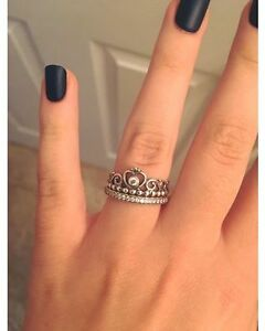 Pandora Princess Rings Set