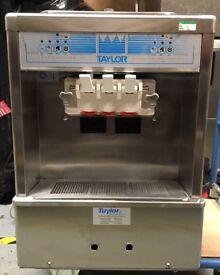 TAYLOR Soft Serve Frozen Yoghurt Machine / Ice Cream Machine