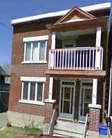 Duplex unit close to the Rideau canal and downtown Ottawa