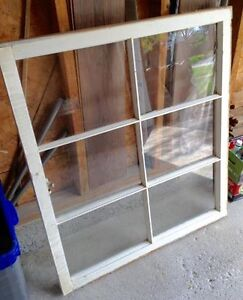 Two Vintage Windows in great condition!!!