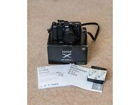 Fujifilm x100s plus extras