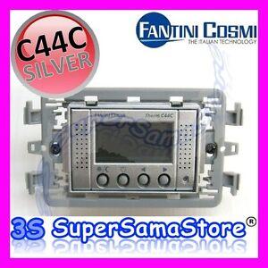 3s termostato ambiente digitale incasso lcd c44 c fantini for Fantini cosmi c50