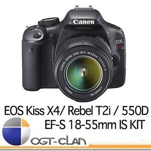 Canon-EOS-Rebel-T2i-550D-Kiss-X4-EF-S-18-55-IS-II-KIT-NEW