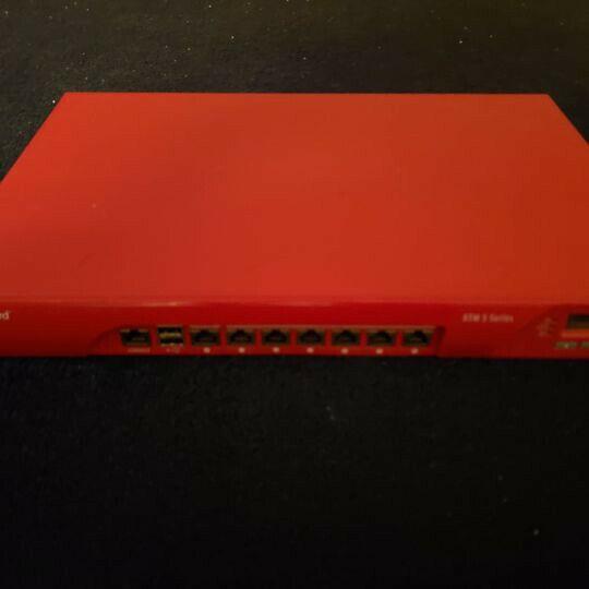 WatchGuard XTM 5 Series Firewall