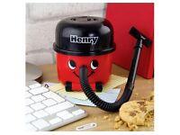 Henry Desk Vacuum cleaner