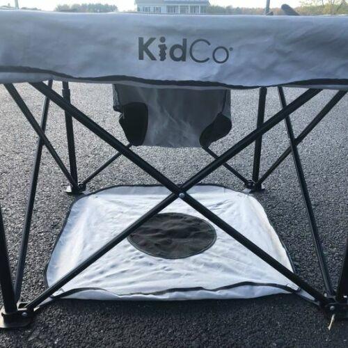 KidCo Go-Pod Portable Activity Center, Black & Gray