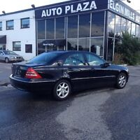 2001 Mercedes-Benz C320 safety e/t+24month warranty included