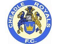 Under 10 football team need goalkeeper - Cheadle area
