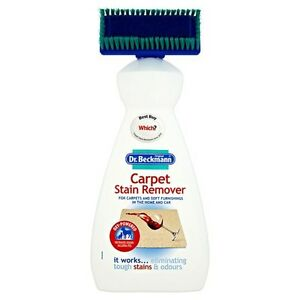 Details Of Dr Beckmann Carpet Clean Or Stain Remover Applicator Brush 650Ml