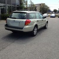 2006 Subaru Outback AWD,AUTO,safety e/t+24month warranty include