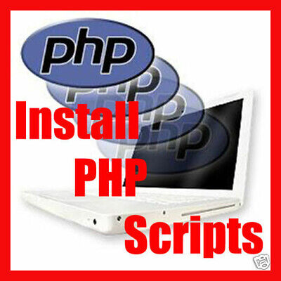 I Will Install Any Php Script For You Php Mysql Installation Services