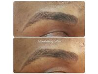 Microblading- Fuller and Defined Eyebrows in just 2 hours that will last up to 2 years