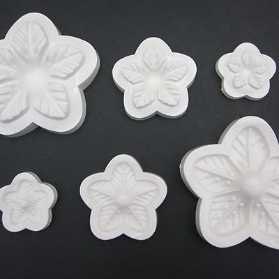 3D MOLD TERMOFORMADO CREATE FLOWERS WITH EVA FOAM FOAMY PACK OF 3 SIZES MODEL F for sale  Shipping to Canada