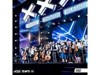 String players needed to join The Collaborative Orchestra (as seen on Britain's Got Talent 2016!)