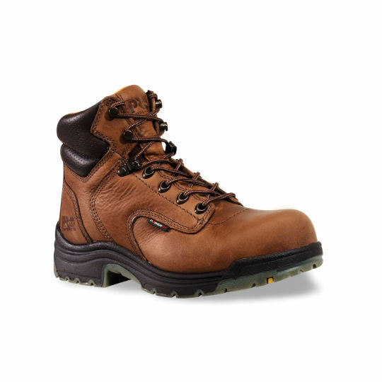 e62456bda4f Details about Women's Timberland Pro TiTAN Safety Toe Work Boots 26388