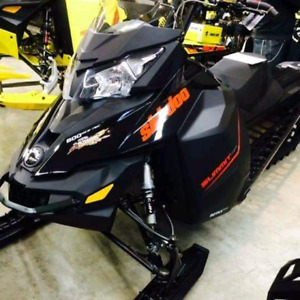 2015 Skidoo 600 Rev Summit for sale