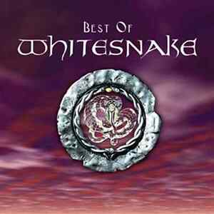 WHITESNAKE Best Of CD David Coverdale BRAND NEW