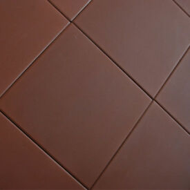 SIMA RED TILES 150 X 150 MM (10 sq meters ) NEW + BORDER TILES