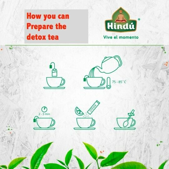 60 Tea Bags Green tea Digestive Fat burner Antioxidant Te Verde Lose Weight 7