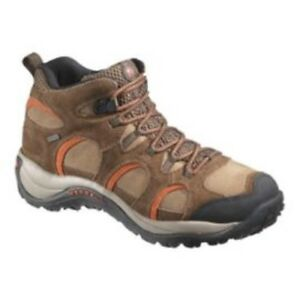 Brand new hiking shoes by salomon, merrell