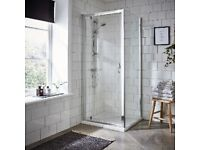 Shower Enclosure and Tray - Brand New in Box!!!