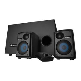 Corsair SP2500 High-power 2.1 PC Speaker System