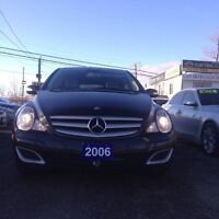 2006 Mercedes-Benz R350 CERTIFIED & E-TESTED AWD LUXURY CROSSOVE