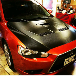 2011 Lancer Ralliart all stock premium package