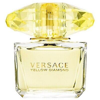Versace Yellow Diamond Women 3.0 3 oz 90 ml *Eau De Toilette* Spray New