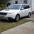 08 Subaru sh xt forester premium Carlingford The Hills District image 2