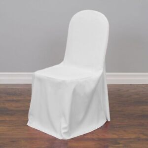 WEDDING EVENT BANQUET CHAIR COVERS FOR SALE!