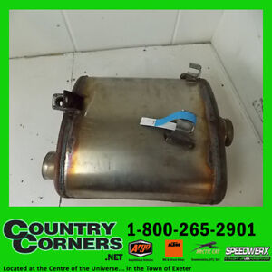 USED 2016-2017 ZR XF M 6000 EXHAUST 1712-970.