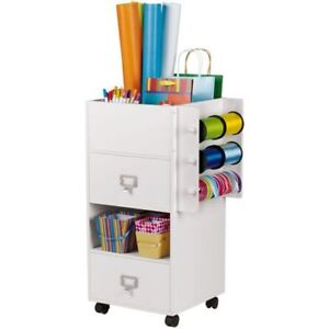 Mobile craft storage center by Ashland/Michaels
