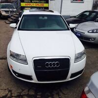 2007 Audi A6 CERTIFIED & E-TESTED FULLYAPPOINTED AWD BOSE AUDIO