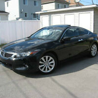 2008 Honda Accord EX-L V6 Coupe (2 door)